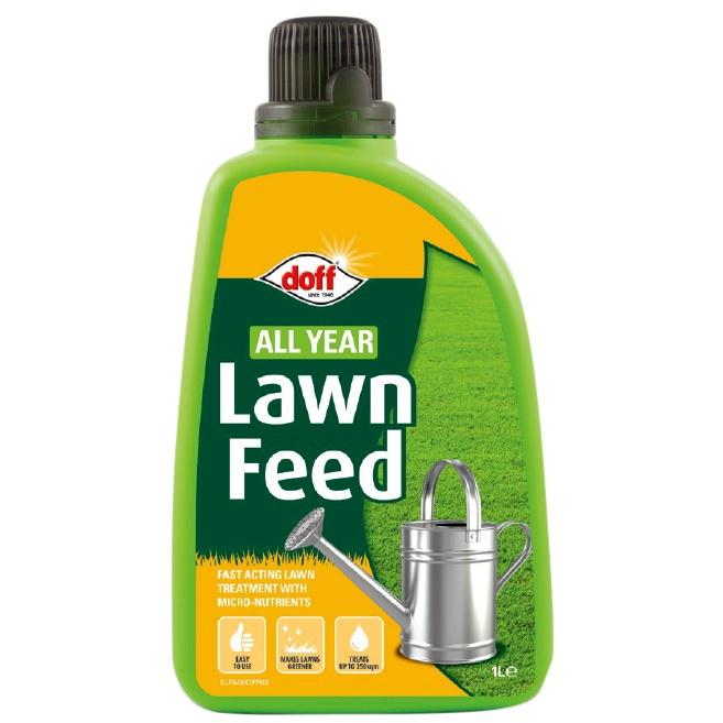 Doff Lawn Feed - 1L