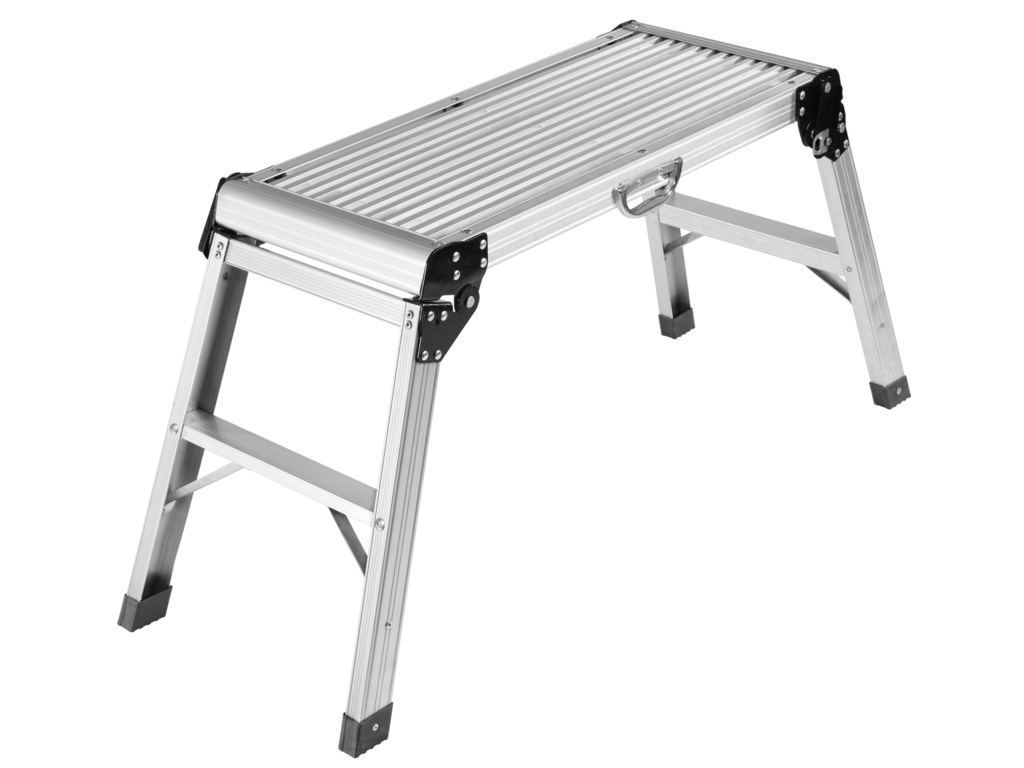 SupaTool Aluminium Platform Ladder - 3.95kg