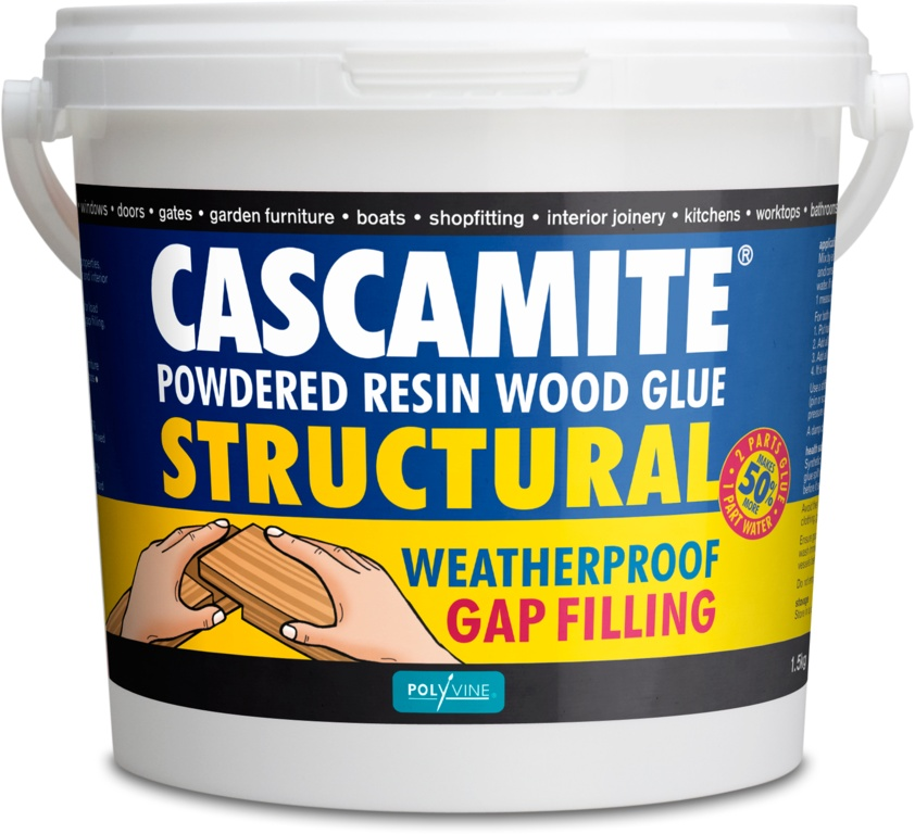 Cascamite One Shot Structural Wood Adhesive - 125g