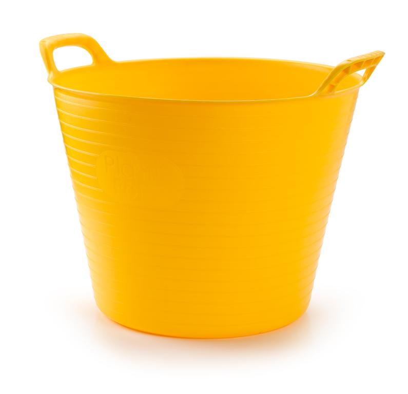 Plasticforte Eco Tub 25L - Yellow