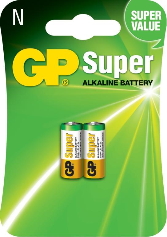GP Super Alkaline LR1 C2