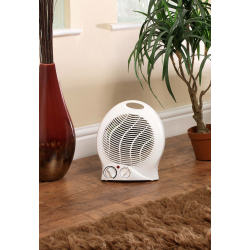 SupaWarm Fan Heater 2000W size:220mmx130mx260mm