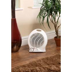 SupaWarm Fan Heater 2000w