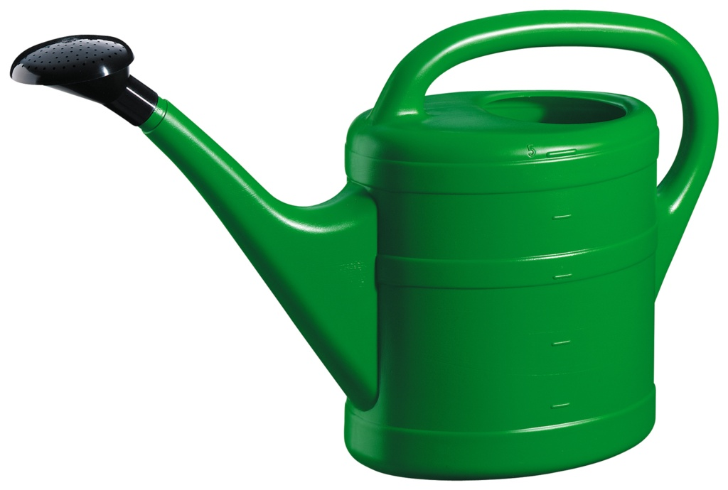 Green Wash Watering Can 14L - Green