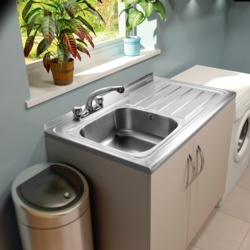 SupaPlumb 2 Tap Sit on Sink - Stax Trade Centres