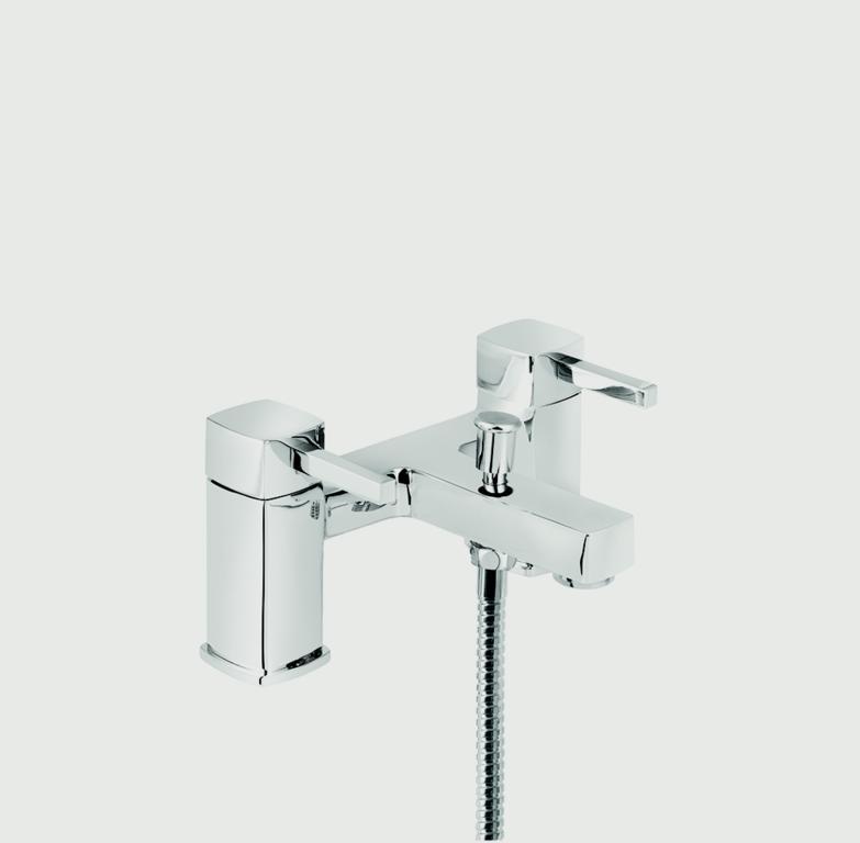 SP Bela Bath Shower Mixer - W 181mm H 117mm D 112mm