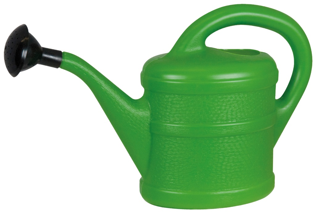 Green Wash Childrens Watering Can 1L - Green
