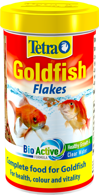 Tetra Goldfish Flakes - 500ml (100g)
