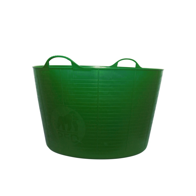 Red Gorilla Flexible Extra Large Tub - Green