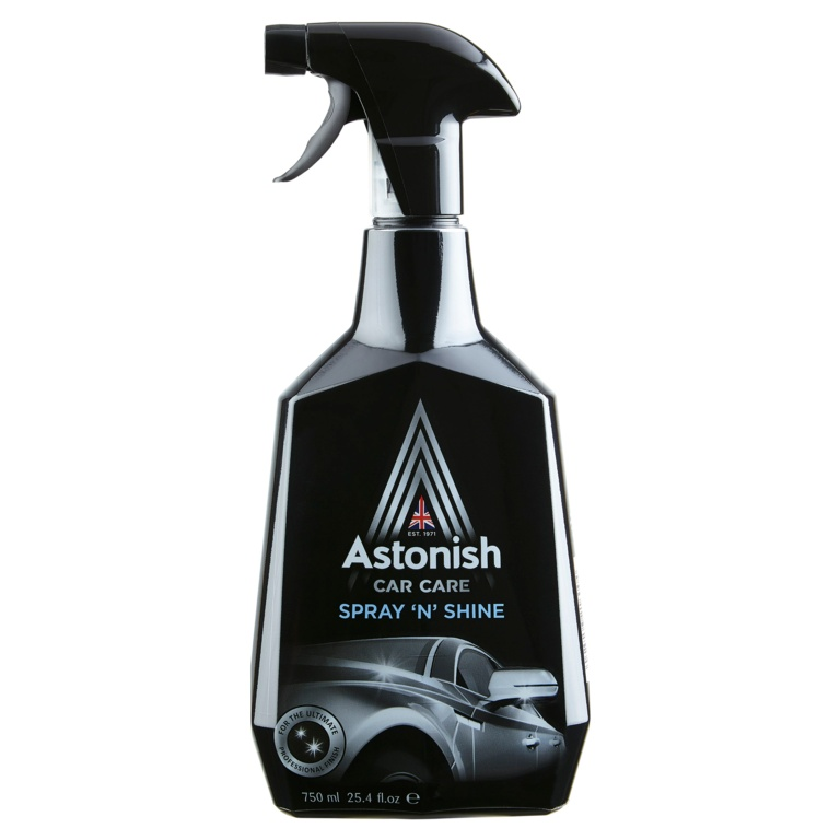 Astonish Spray 'N' Shine - 750ml