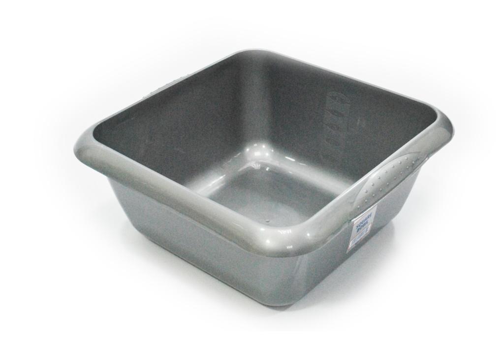 TML Square Bowl - 7L Silver