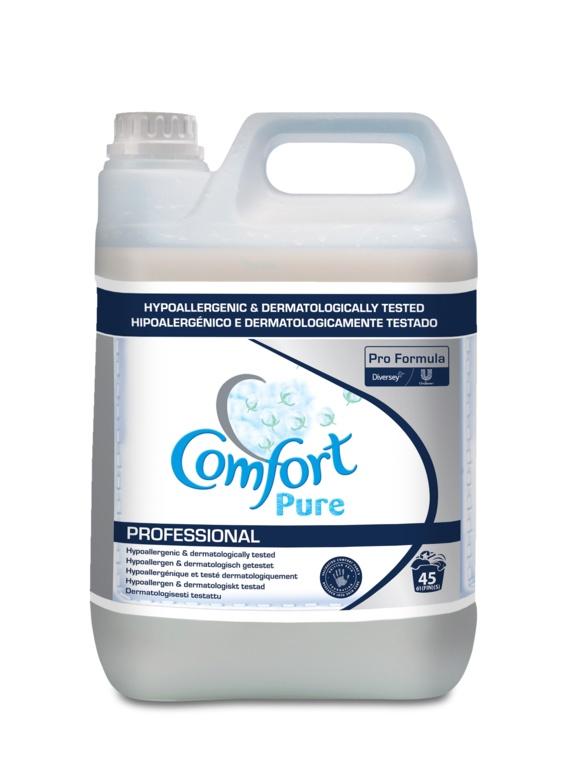 Comfort Fabric Softener - 5L Pure