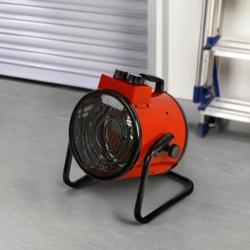 SupaWarm Heavy Duty Fan Heater 3000w