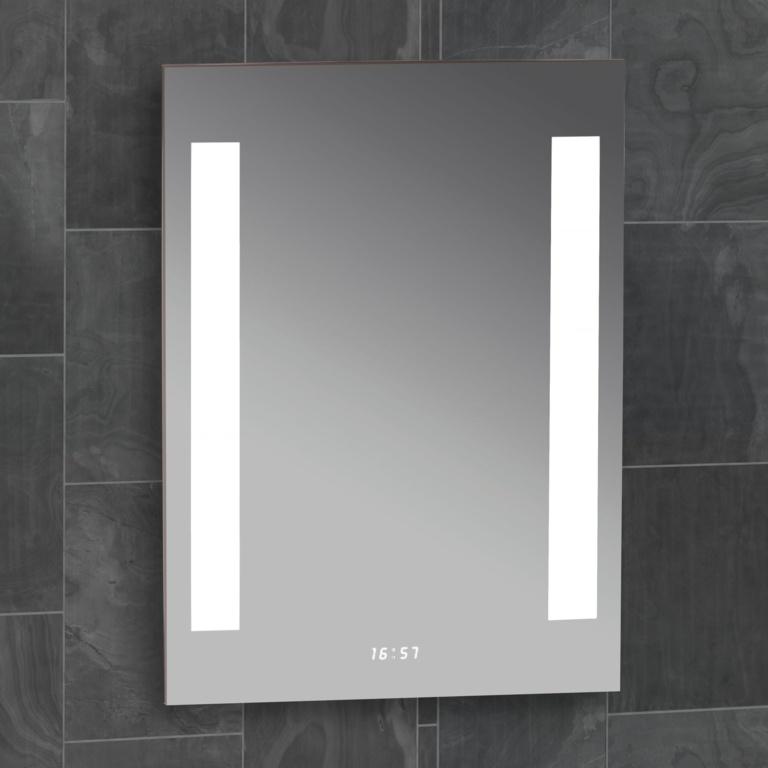 SP Leigh Illuminated Mirror - W: 600mm H: 800mm