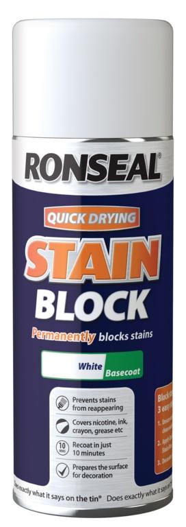 Ronseal Stain Block - 400ml