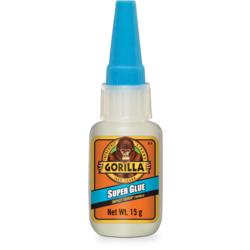 Gorilla Super Glue Bottle 15g