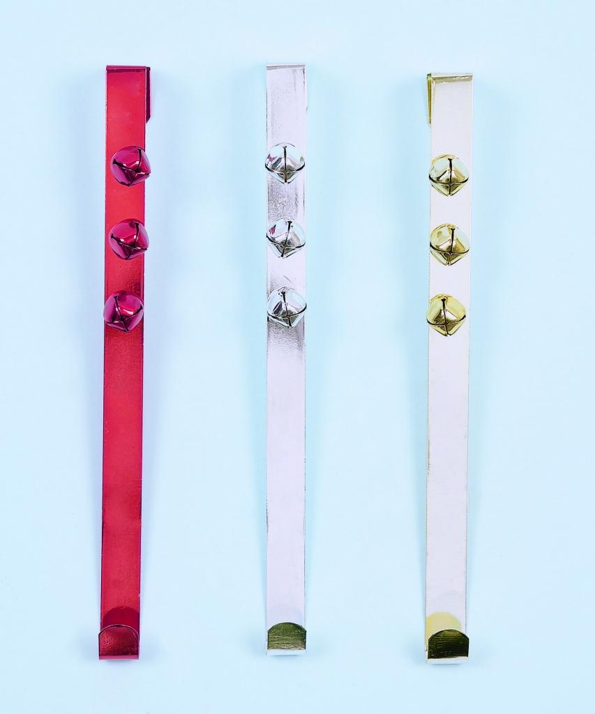 Premier Jingle Bell Wreath Hanger - 38cm