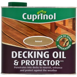 Cuprinol Decking Oil & Protector