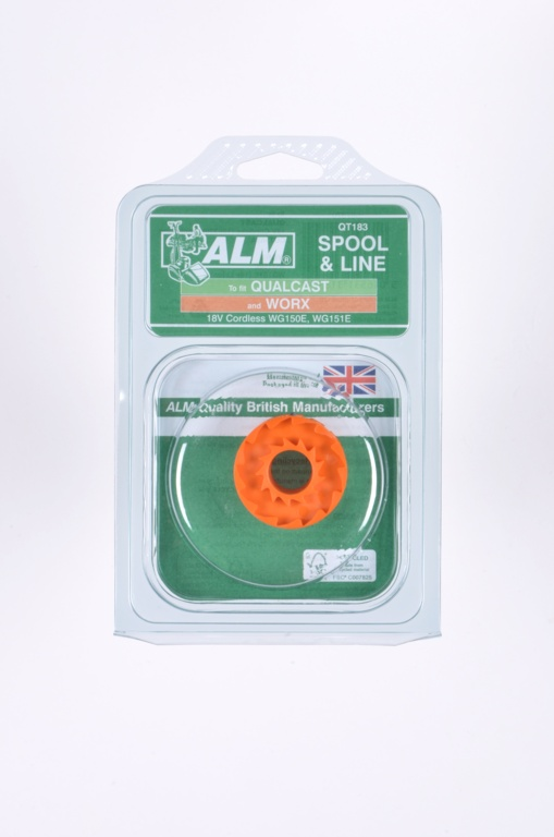 ALM Spool & Line - To Fit Qualcast & Works
