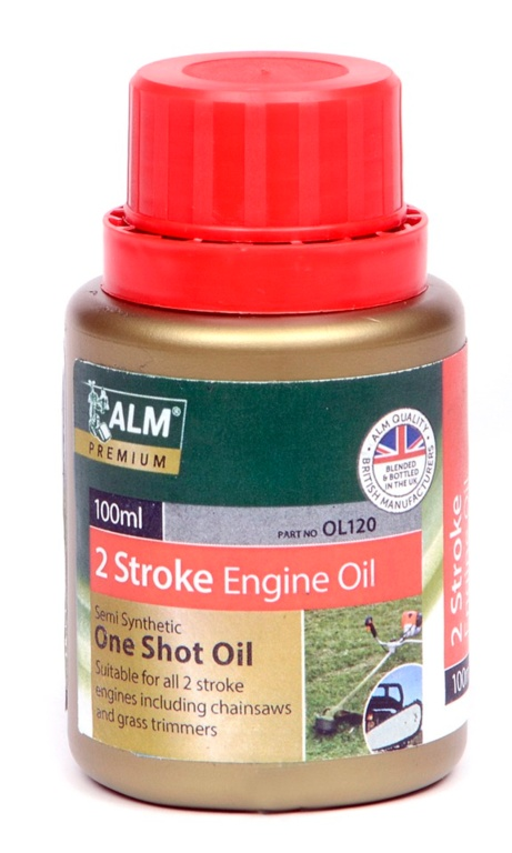 ALM One shot 2 Stroke Oil - 100ml