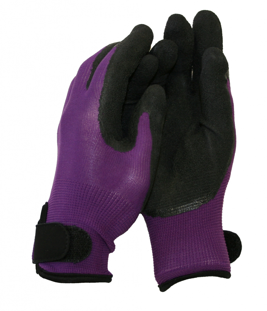 Town & Country Weedmaster Plus Gloves - Plum Small