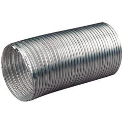 Manrose Aluminium Ducting - 1.5m