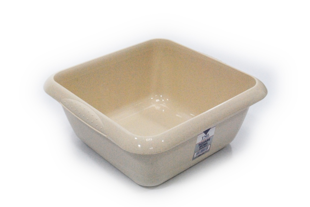 TML Square Bowl - 7L Oatmeal