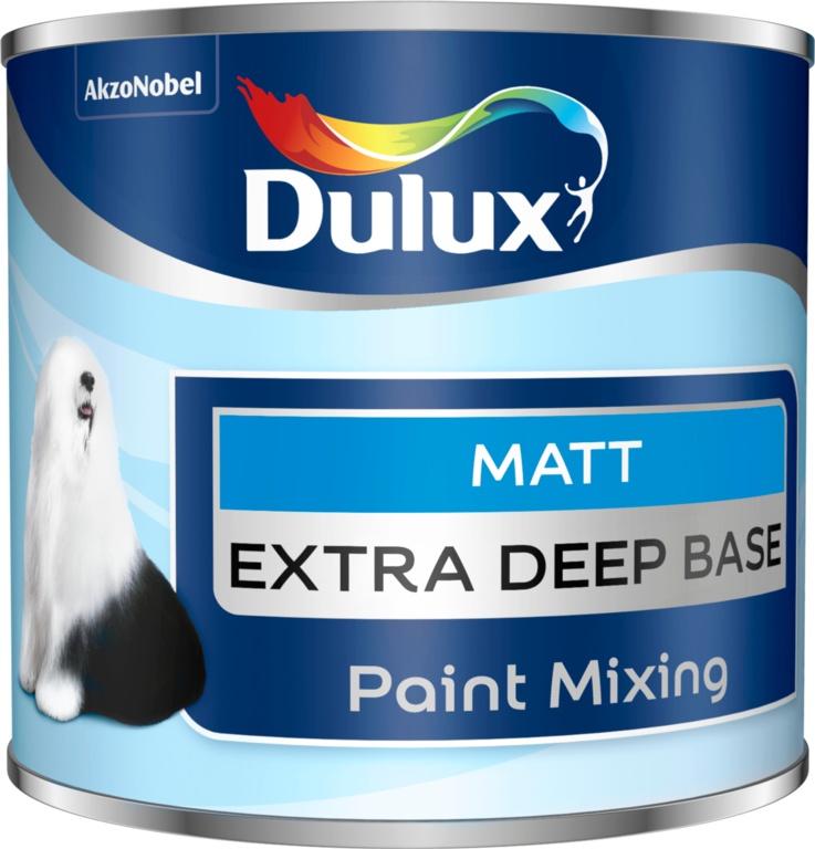 Dulux Colour Mixing Tester Base 250ml - Extra Deep
