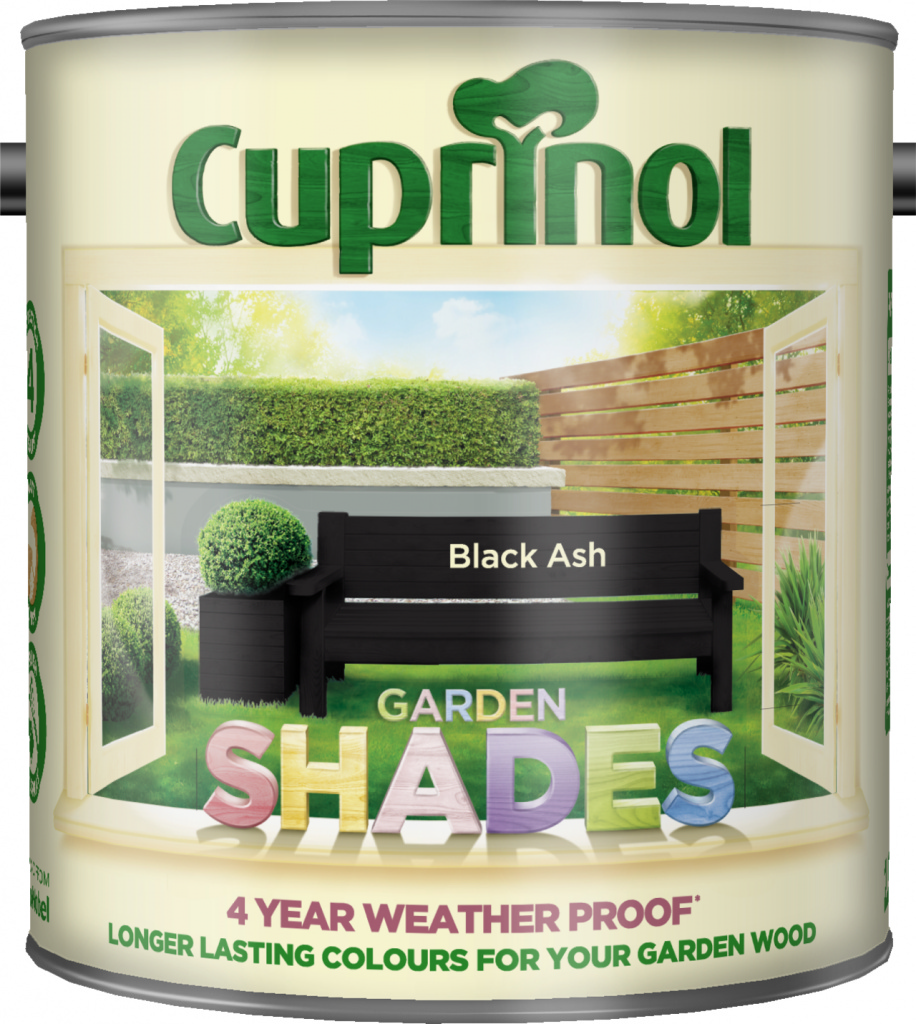 Cuprinol Garden Shades 2.5L - Black Ash