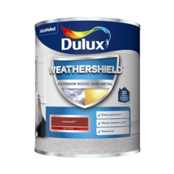 Dulux Weathershield Exterior Gloss 750ml Monarch