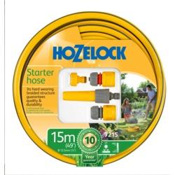 Hozelock Starter Hose & Fitting Set