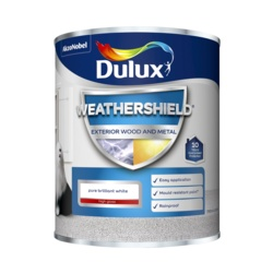Dulux Weathershield Exterior Gloss 750ml