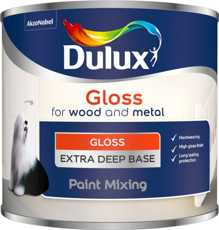 Dulux Colour Mixing Gloss Base 500ml - Extra Deep