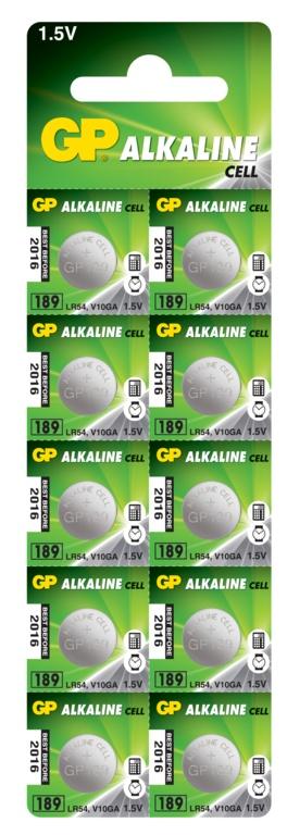 GP Alkaline C10 - LR54