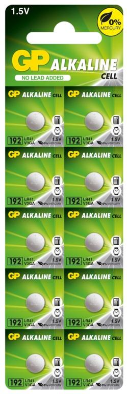 GP Alkaline C10 - LR41