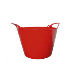 Ambassador 14L Flexi Tub - Red