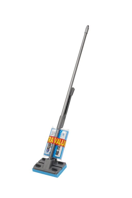 Addis Superdry Mop With Extra Refill - Graphite