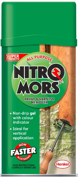 Nitromors All Purpose Paint & Varnish Remover - 750ml
