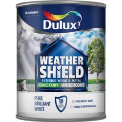 Dulux Weathershield Quick Dry Undercoat 750ml