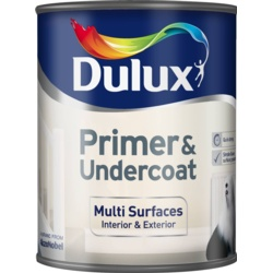 Dulux Primer and Undercoat Multi Surface 750ml