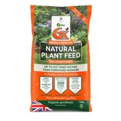 Organico 6x Organic Fibrous Fertiliser Bag