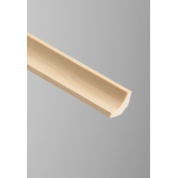Cheshire Mouldings Scotia Pine 21 x 21mm x 2.4m