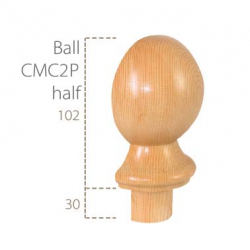 Cheshire Mouldings Ball Cap Half Pine