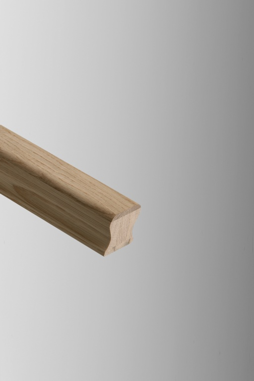 Cheshire Mouldings Oak Handrail - 2.4m x 41mm