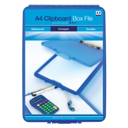 Anker Clipboard Box File