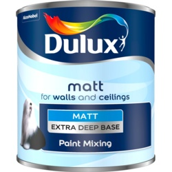 Dulux Colour Mixing Matt Base 1L