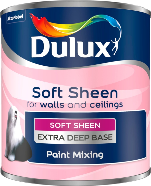 Dulux Colour Mixing 1L - Extra Deep Soft Sheen Base