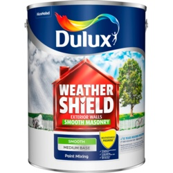 Dulux Colour Mixing Weathershield 5L
