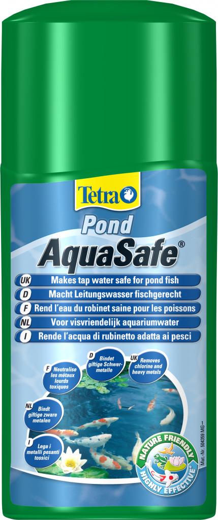 Tetra AquaSafe Pond Treatment - 1L
