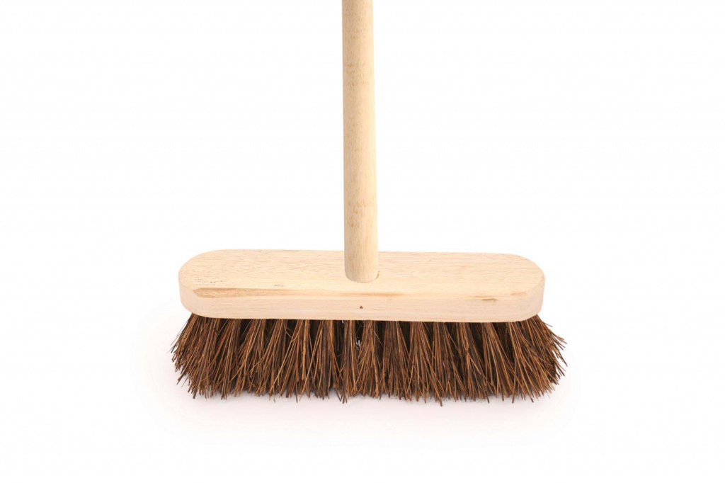 Bentley Bassine Brush & Handle - 10""